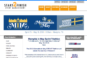Online Race Registration