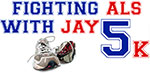 Fighting ALS with Jay 5K