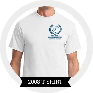 2008 Brookhaven 5k T-Shirt
