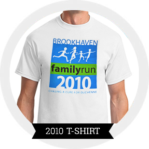 2010 Brookhaven 5k T-Shirt